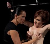 Mandy Bright & Hellena Lesbian BDSM - Mighty Mistress 9
