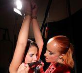 Katy Parker & Deborah Black Lesbian Slave - Mighty Mistress 5
