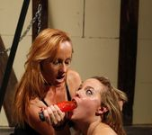 Katy Parker & Salome Lesbian Slave - Mighty Mistress 30