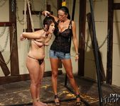 Bijou & Mandy Bright Lesbian BDSM - Mighty Mistress 11