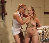 Katy Parker & Laurah Lesbian Punishment - Mighty Mistress 14