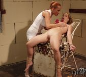 Katy Parker & Laurah Lesbian Punishment - Mighty Mistress 19