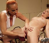 Katy Parker & Laurah Lesbian Punishment - Mighty Mistress 22