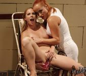 Katy Parker & Laurah Lesbian Punishment - Mighty Mistress 29