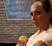 Mandy Bright & Barbie White Dominatrix - Mighty Mistress 14
