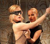 Katy Parker & Steffie Lesbian Slave - Mighty Mistress 8