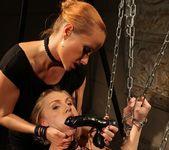 Katy Parker & Steffie Lesbian Slave - Mighty Mistress 20