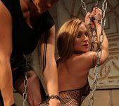 Katy Parker & Steffie Lesbian Slave - Mighty Mistress 21