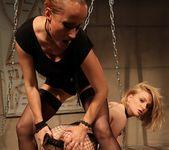 Katy Parker & Steffie Lesbian Slave - Mighty Mistress 26