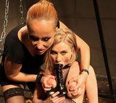 Katy Parker & Steffie Lesbian Slave - Mighty Mistress 29