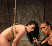 Mandy Bright & Estella Lesbian BDSM - Mighty Mistress 16