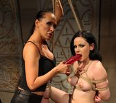Mandy Bright & Estella Lesbian BDSM - Mighty Mistress 19