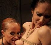 Katy Parker & Carrmen Lesbian Punishment - Mighty Mistress 12