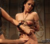 Katy Parker & Carrmen Lesbian Punishment - Mighty Mistress 13