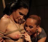 Katy Parker & Carrmen Lesbian Punishment - Mighty Mistress 17