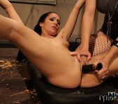 Katy Parker & Carrmen Lesbian Punishment - Mighty Mistress 20
