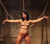 Mandy Bright & Naomie Lesbian Bondage - Mighty Mistress 6