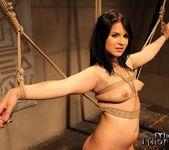Mandy Bright & Naomie Lesbian Bondage - Mighty Mistress 7