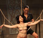 Mandy Bright & Naomie Lesbian Bondage - Mighty Mistress 8