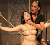 Mandy Bright & Naomie Lesbian Bondage - Mighty Mistress 9