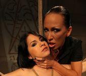 Mandy Bright & Naomie Lesbian Bondage - Mighty Mistress 10