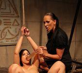 Mandy Bright & Naomie Lesbian Bondage - Mighty Mistress 18