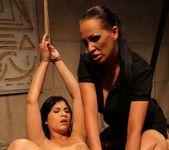 Mandy Bright & Naomie Lesbian Bondage - Mighty Mistress 23