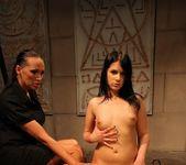 Mandy Bright & Naomie Lesbian Bondage - Mighty Mistress 27