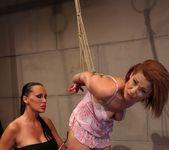 Mandy Bright & Sofie Lesbian Bondage - Mighty Mistress 10