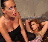 Mandy Bright & Sofie Lesbian Bondage - Mighty Mistress 21