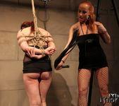 Katy Parker & Kyra Lesbian Slave - Mighty Mistress 10