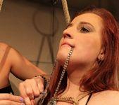 Katy Parker & Kyra Lesbian Slave - Mighty Mistress 17