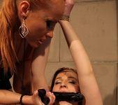 Katy Parker & Kyra Lesbian Slave - Mighty Mistress 21