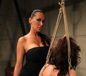 Mandy Bright & Zyna Baby Lesbian Punishment 11