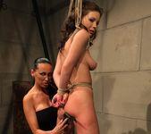 Mandy Bright & Zyna Baby Lesbian Punishment 13