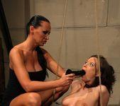 Mandy Bright & Zyna Baby Lesbian Punishment 17