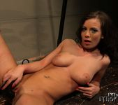 Mandy Bright & Zyna Baby Lesbian Punishment 29