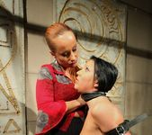 Katy Parker & Chanel Dominatrix - Mighty Mistress 9