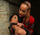 Katy Parker & Chanel Dominatrix - Mighty Mistress 11
