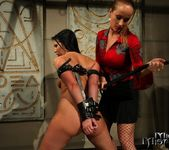Katy Parker & Chanel Dominatrix - Mighty Mistress 12