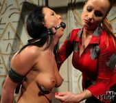 Katy Parker & Chanel Dominatrix - Mighty Mistress 13