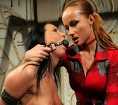 Katy Parker & Chanel Dominatrix - Mighty Mistress 15