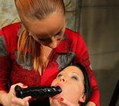Katy Parker & Chanel Dominatrix - Mighty Mistress 27