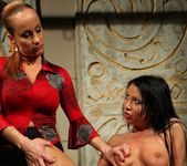 Katy Parker & Chanel Dominatrix - Mighty Mistress 28
