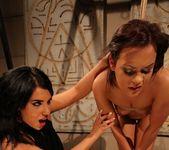 Amina & Kelly Roshe Lesbian BDSM - Mighty Mistress 10