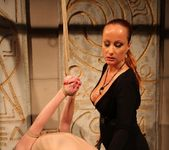 Katy Parker & Niki Fox Lesbian Punishment - Mighty Mistress 11
