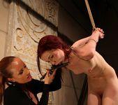 Katy Parker & Niki Fox Lesbian Punishment - Mighty Mistress 12