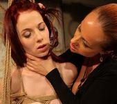 Katy Parker & Niki Fox Lesbian Punishment - Mighty Mistress 18