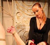 Katy Parker & Niki Fox Lesbian Punishment - Mighty Mistress 23