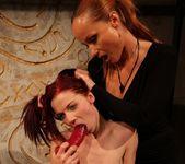 Katy Parker & Niki Fox Lesbian Punishment - Mighty Mistress 28
